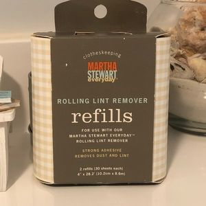 NIB Martha Stewart lint roller replacements